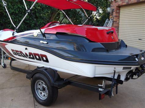 Speedster Boat by 2007 Sea Doo 150 Speedster Jet Boat For Sale