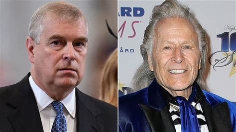 Prince Andrew linked to suspected s3x offender Peter Nygard