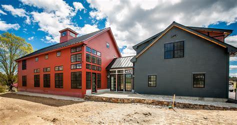 Cozy Modern Barn House Floor Plans — Modern House Plan