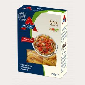 pasta atkins  carb diet