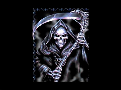 Anime Skull Wallpaper - anime grim reaper wallpaper best cool wallpaper hd