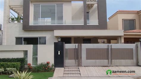 Mazhar Munir Design 1 Kanal Brand New Bungalow For Sale In