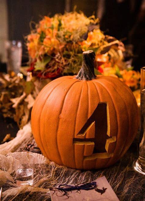 amazing fall pumpkins wedding decor ideas page