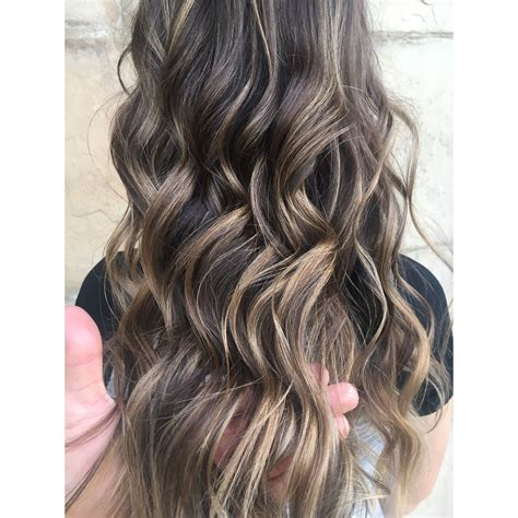 Cool Hair Tones by Dimension Warm Cool Tones Highlights