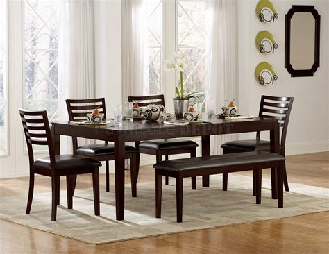 awesome dinette sets  bench homesfeed