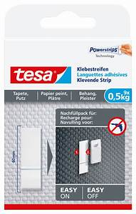 Tesa Powerstrips Tapete : tesa 77770 tesa adhesive strips at reichelt elektronik ~ Eleganceandgraceweddings.com Haus und Dekorationen
