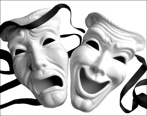 Image result for Tragedy Greek Drama Masks