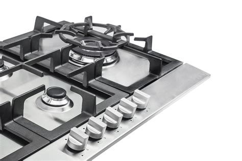 30 Gas Cooktop With 5 Burners (850sltx-e