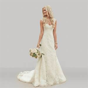 country style vintage lace mermaid wedding dresses 2015 With lace country wedding dresses