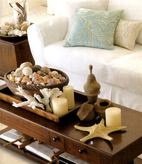 living room center table decor decoration ideas cheerful rectangular brown wooden coffee