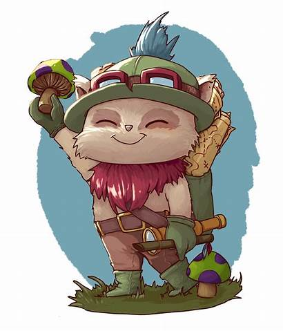 Teemo League Bad Drew Him Really Playing