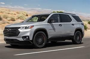 2018 Chevrolet Traverse AWD First Test Adventure Seeker Motor Trend
