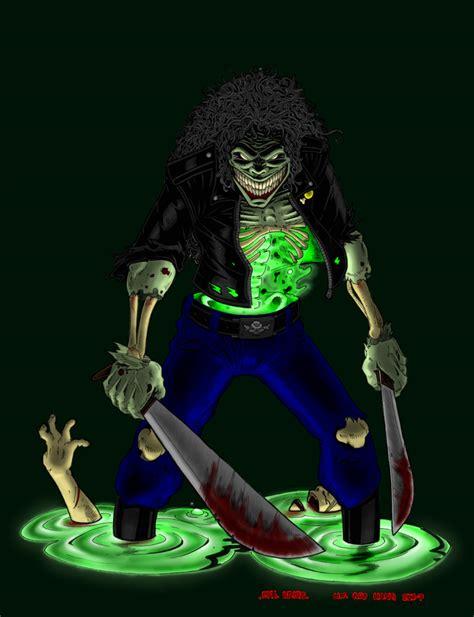 Dr Thedas Crypt Evil Ernie