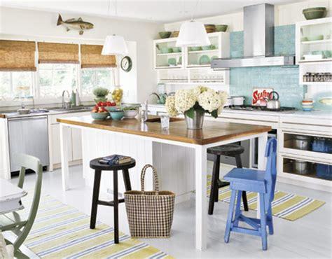 beachy kitchen table 30 house decorating home decor ideas