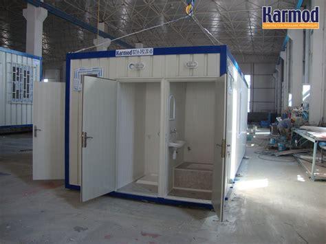 toilette de chantier prix conteneurs de et toilettes portables karmod
