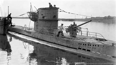 U Boats In The St Lawrence by German U Boat Wreck May Be At Bottom Of Churchill River In
