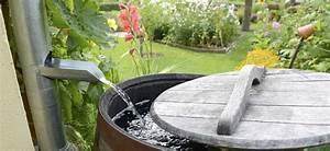 Bac De Récupération D Eau : r cup ration eau de pluie ooreka ~ Melissatoandfro.com Idées de Décoration