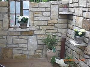Gartenmauern Aus Naturstein : garten mit natursteinmauer garten mit natursteinmauer ~ Sanjose-hotels-ca.com Haus und Dekorationen