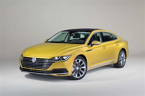 arteon vw 2019 2019 volkswagen arteon dashes to the us with more space