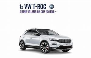 Voiture T Roc : concours coop pronto gagnez une voiture vw t roc de chf 45 39 000 et d 39 autres lots ~ Medecine-chirurgie-esthetiques.com Avis de Voitures