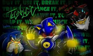 Demon Metal Sonic
