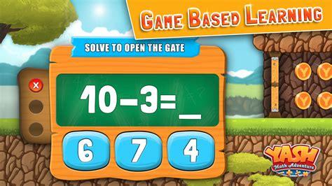 amazoncom yash math adventure elementary math game