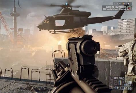 battlefield 4 ps4 vs pc gameplay footage product