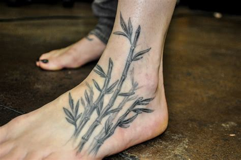 bamboo tattoos designs ideas  meaning tattoos