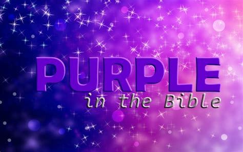 what is the color purple about does the color purple represent anything when used in the