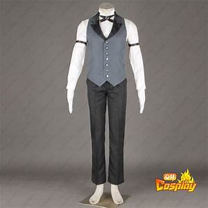 Black Butler Claude Faustus 1ST Cosplay Costumes ...