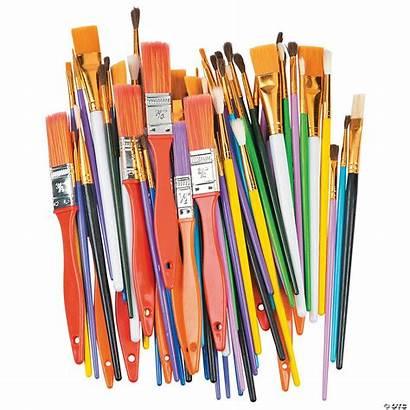 Paintbrush Paint Brushes Supplies Brush Pack Variety