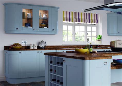 blue kitchen cabinets ideas blue kitchen ideas terrys fabrics s