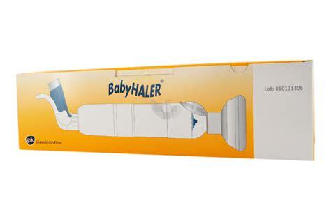 chambre d inhalation bébé babyhaler chambre d 39 inhalation nourrisson et enfant