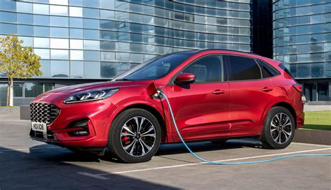 Ford In Hybrid 2020 by Ford Kuga In Hybrid Kommt Anfang 2020 Ecomento De