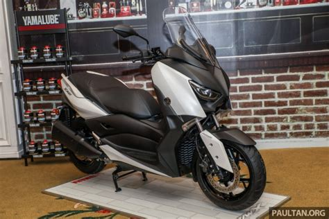 Rencana Nmax 2018 by 2018 Yamaha X Max 250 Preview In M Sia End March