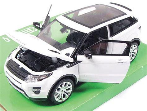 Range Rover Evoque Scale Model