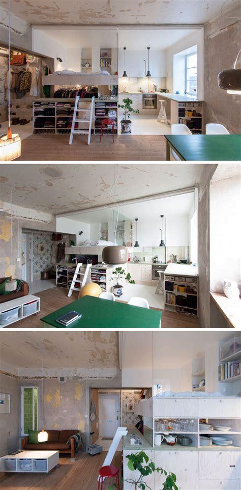 architect   small apartment liveable