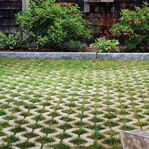 How To Light An Electric Stove Turfstone Grass Pavers Turf Pavers Grass Driveway