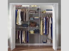 » ClosetMaidCloset Organizer Kit5to8FeetWhite Color