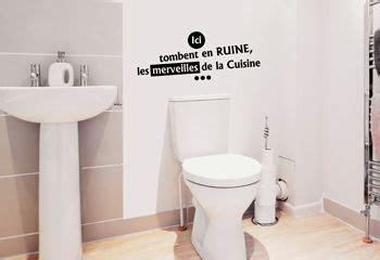 foto de Stickers Pour Toilette Citation