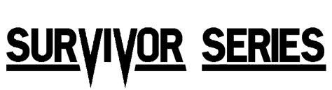 SURVIVOR SERIES Font - FFonts.net