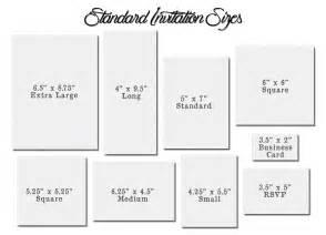standard wedding invitation size size of wedding invitations broprahshow