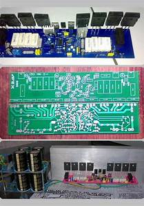 500w Power Amplifier Circuit Apex B500