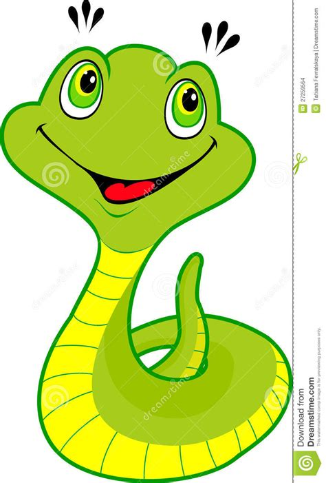 young snake clipart clipground