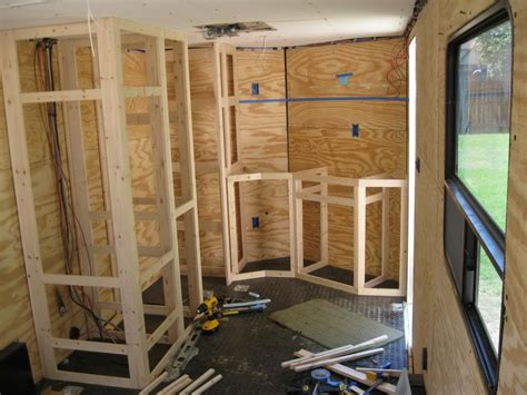 Utility Trailer Flooring Ideas