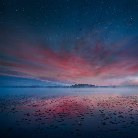 finlandia tiene los cielos mas espectaculares de la noche