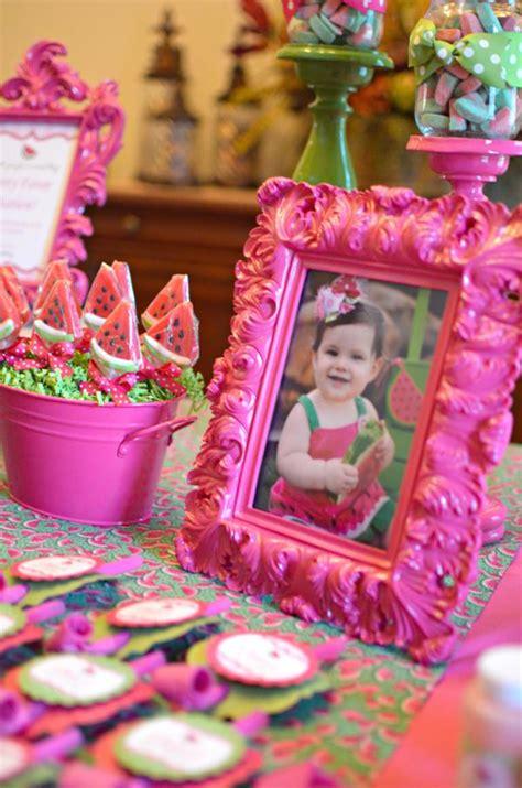 kara 39 s party ideas watermelon fruit summer girl 1st kara 39 s party ideas watermelon fruit summer girl 1st