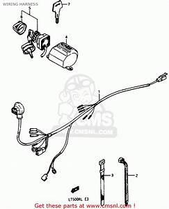 Lt500 Wiring Diagram Suzuki