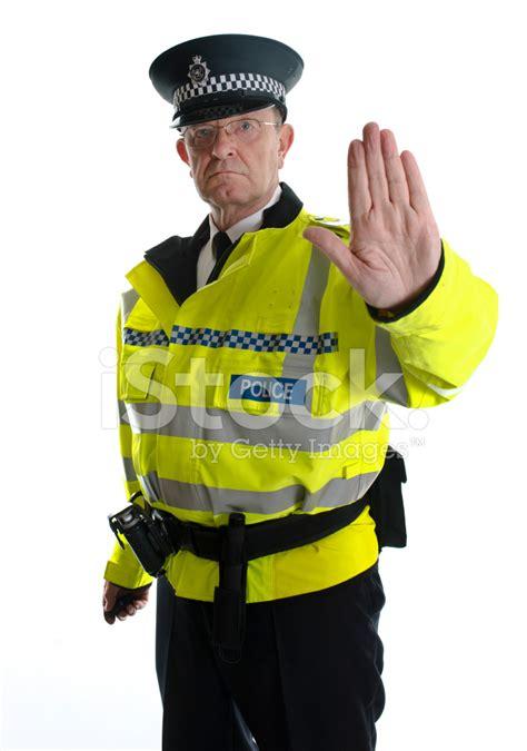 Detener LA Policía Fotografías de stock FreeImagescom