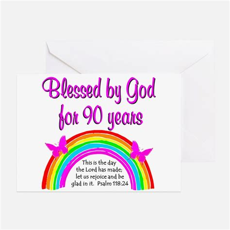 90 Year Old Birthday Greeting Cards Card Ideas Sayings